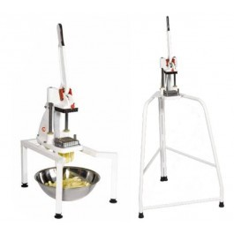 Metcalfe HPC Hand-Operated Potato Chipping Machine with 14mm Blade 3