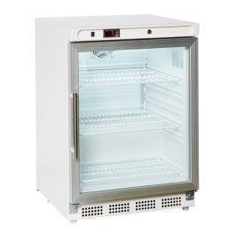 Prodis HC201G Single Glass Door Undercounter Display Refrigerator