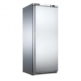 Blizzard LS600 Single Door Upright Stainless Steel 600 Litre Freezer