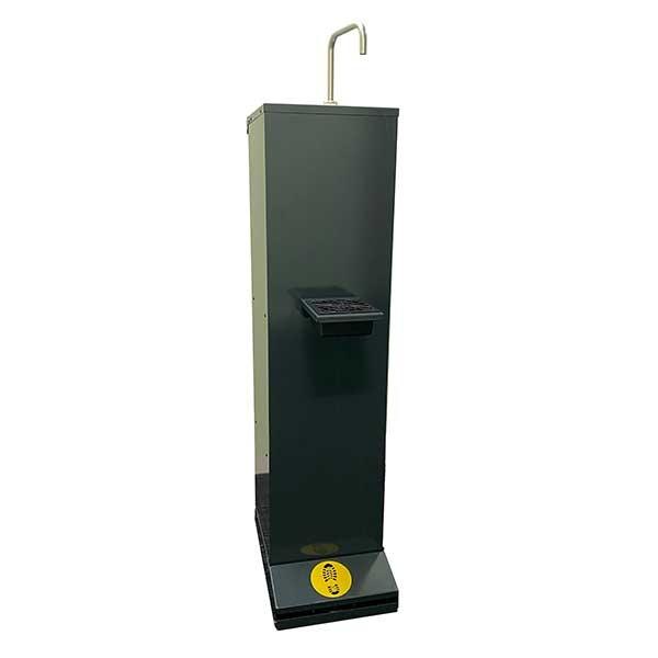 --- HALLCO HSS1 --- Portable Sanitiser Station with Antibacterial Coating