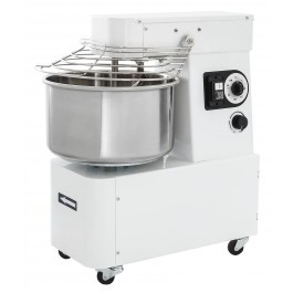 Prismafood IBV50 Heavy Duty 42KG Capacity Spiral Mixer - Variable Speed