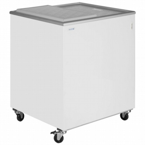 Tefcold IC300SD Solid Lid Chest Freezer