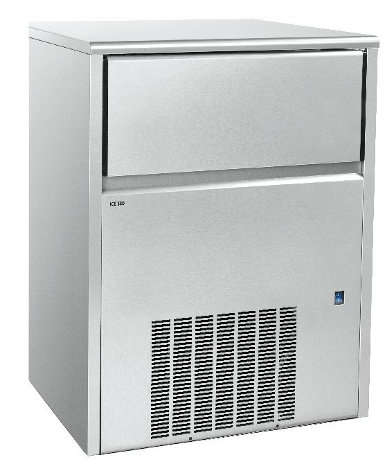 --- HALCYON ICE 130 --- Icemaker with a 130kg Production and 65kg Storage