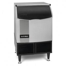 Ice-O-Matic ICEU225H Half Cube Style Ice Machine with Gravity Drain