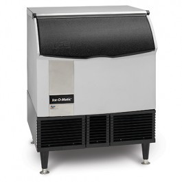 Ice-O-Matic ICEU305F Full Cube Ice Machine with Gravity Drain