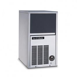 Carpigiani ICEU36 Ice-O-Matic Shot Style Cube Ice Machine with Gravity Drain