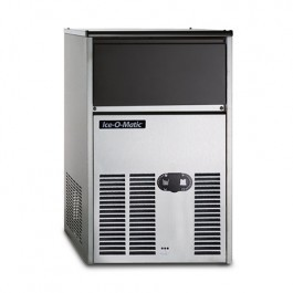 Carpigiani ICEU56 Ice-O-Matic Shot Style Cube Ice Machine with Gravity Drain