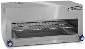 Imperial ICMA-36 Infra Red Cheese Melter Gas Grill