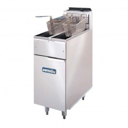Imperial IFS-2525 Freestanding Gas Fryer