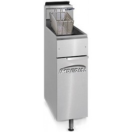 Imperial IFS-25 Freestanding Gas Fryer  21