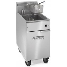 Imperial IFS-50-E-LOE Freestanding Electric Fryer