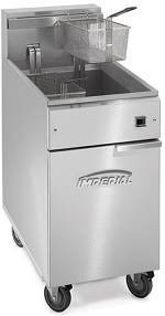 Imperial IFS-75-E-LOE  Freestanding Electric Fryer