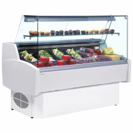 Frilixa Prima 170F Flat White Slimline Serve Over Counter  3