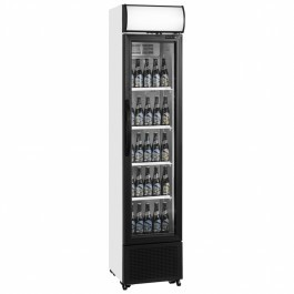 Tefcold FSC175HB Upright Glass Door Merchandiser