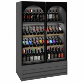 Tefcold Callisto CW125 Wine Display - Hold up to 103 x 75cl Wine Bottles