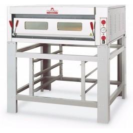 Italforni TKC1 Single Deck Refractory Brick Based Electric Pizza Oven
