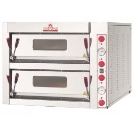 Italforni TKA2 Twin Deck Pizza Oven