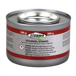 Olympia S898 Sterno Chafing Gel Fuel