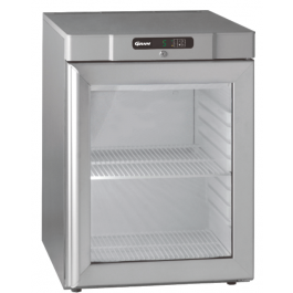 Gram Compact KG 220 RG 2W Stainless Steel Display Refrigerator - 962210441