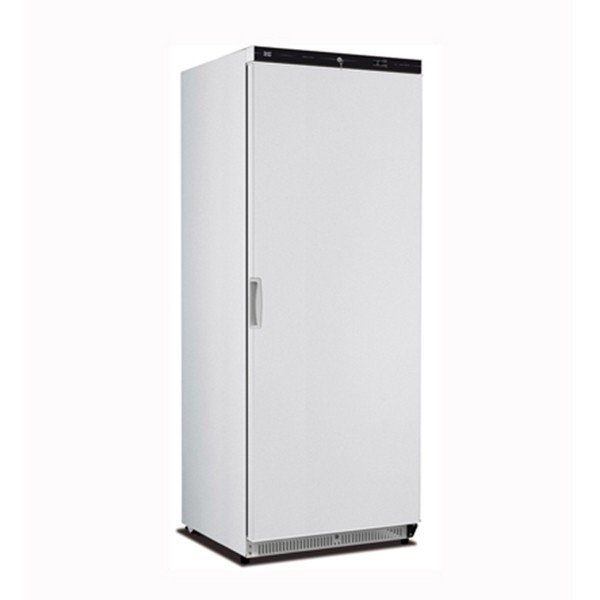 Mondial Elite KICN60LT Laminated White Single Upright Freezer - 580L