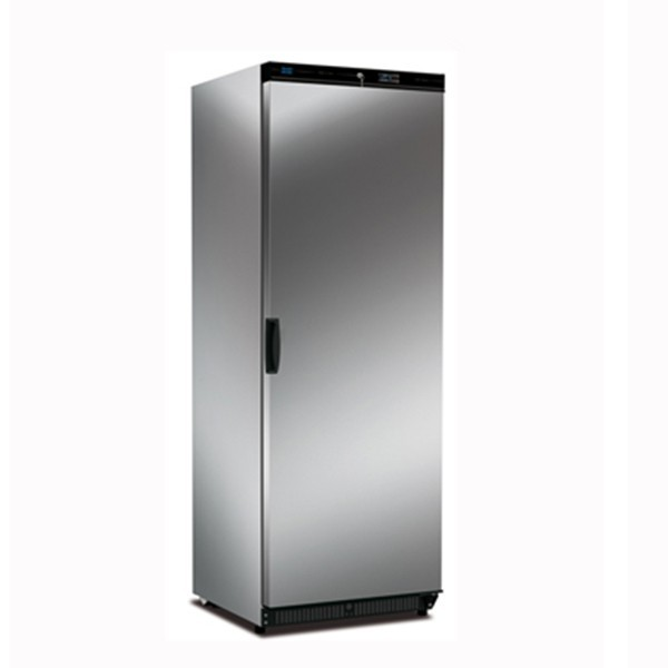 Mondial Elite KICNX40LT Stainless Steel Single Upright Freezer - 360L