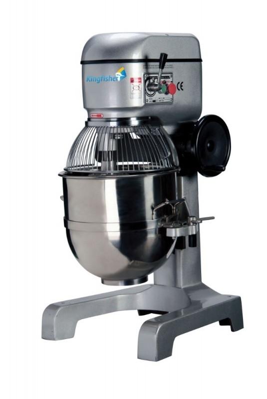 Kingfisher TS240 Universal 3 Speed Planetary Mixer - 40 Litres