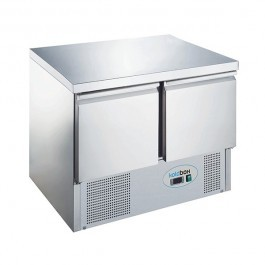 --- KOLDBOX KXCC2 --- Two Door GN 1/1 Counter Fridge