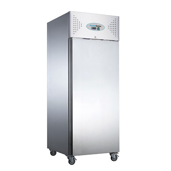 Koldbox KXF600 Single Door Upright Stainless Steel 600 Litre Freezer