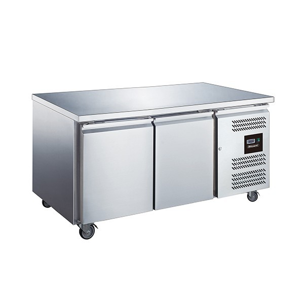Blizzard LBC2NU Two Door GN 1/1 Counter Freezer without Upstand