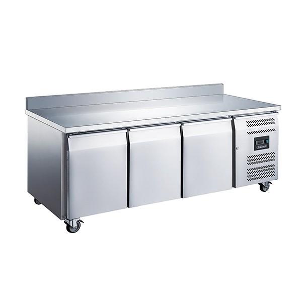 Blizzard LBC3 Stainless Steel Two Door Counter Freezer