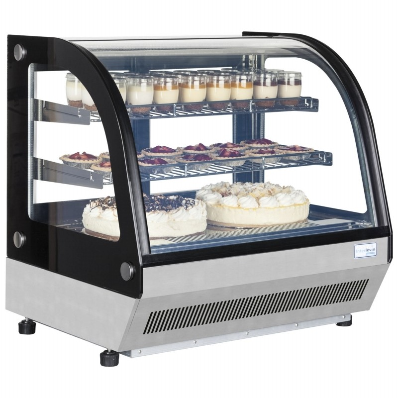 Interlevin LCT900C Curved Range Counter Top Display