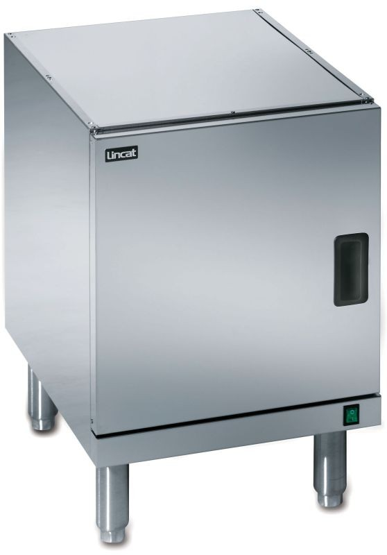 Lincat HCL6 Silverlink 600 Heated Closed Top Pedestal with Legs
