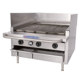 Bakers Pride L- Range Chargrill Accessories