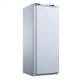 --- BLIZZARD LW600 --- Single Door Upright White Laminate 600 Litre Freezer