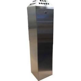 Maestrowave MCB2SS Freestanding Tower Cigarette Bin