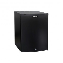 Blizzard MB40 Black Minibar with LED Lighting