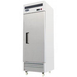 Atosa MBF8181 Stainless Steel Bottom Mounted Single Solid Door GN2/1 Freezer