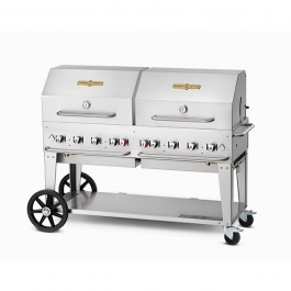 Crown Verity MCB60PACK Professional Barbeque System 1