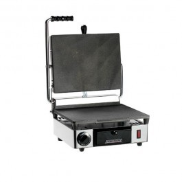Maestrowave MEMT16002XNS Non Stick Flat Top & Bottom Single Contact Grill