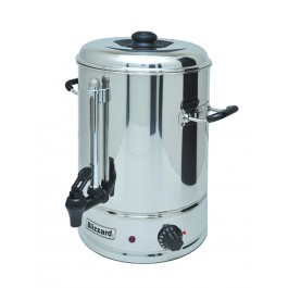 --- BLIZZARD MF10 --- Stainless Steel 10 Litre Catering Urn
