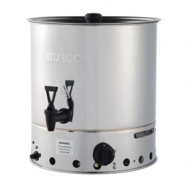 Burco MFGS20SS LPG Stainless Steel Manual Fill Water Boiler - CT989