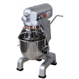 Metcalfe MP20 Fixed 3 Speed Bench Mounted Planetary Mixer - 20 Litres