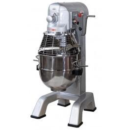 Metcalfe MP40 Fixed 3 Speed Floor Standing Planetary Mixer - 40 Litres