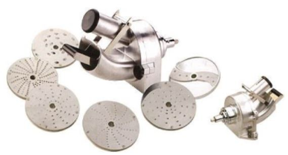 Metcalfe MPVS12A MP20/30/40/60 Range Vegetable Preparation attachment