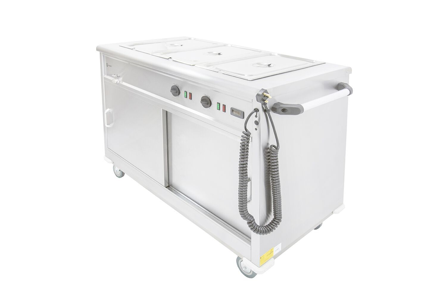 Parry MSB12 Mobile Bain Marie Servery