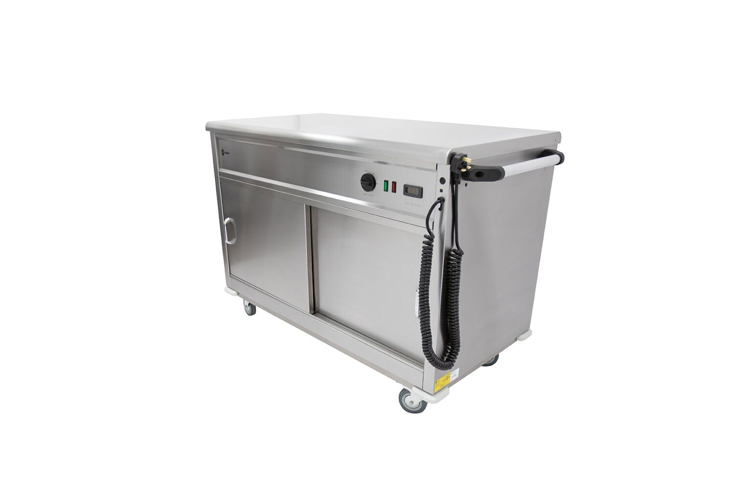 Parry MSF12 Mobile Flat Top Servery