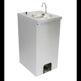 Parry MWBT Single Bowl Mobile Hand Wash Basin