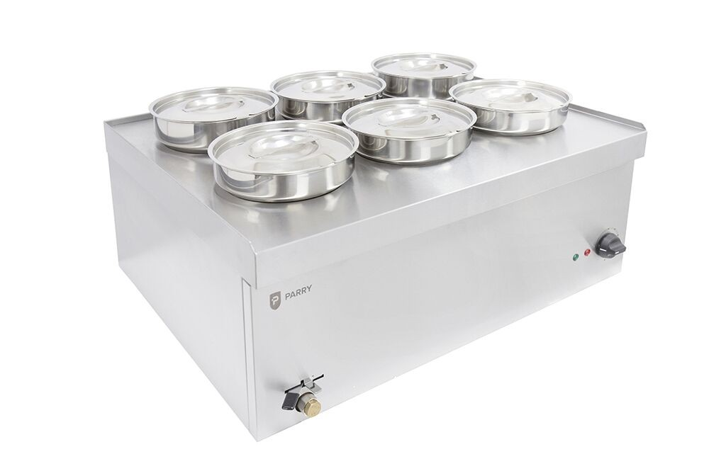 Parry NPWB6 Wet Well Bain Marie