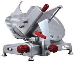 Metcalfe NS350HD Heavy Duty Gravity Feed Slicer