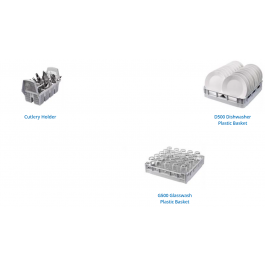 --- CLASSEQ PACK 5 --- Rack Pack for D500 & P500 Dishwashers